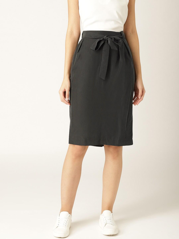 00f5edc9af3d Esprit Faux Leather A Line Skirt – DACC