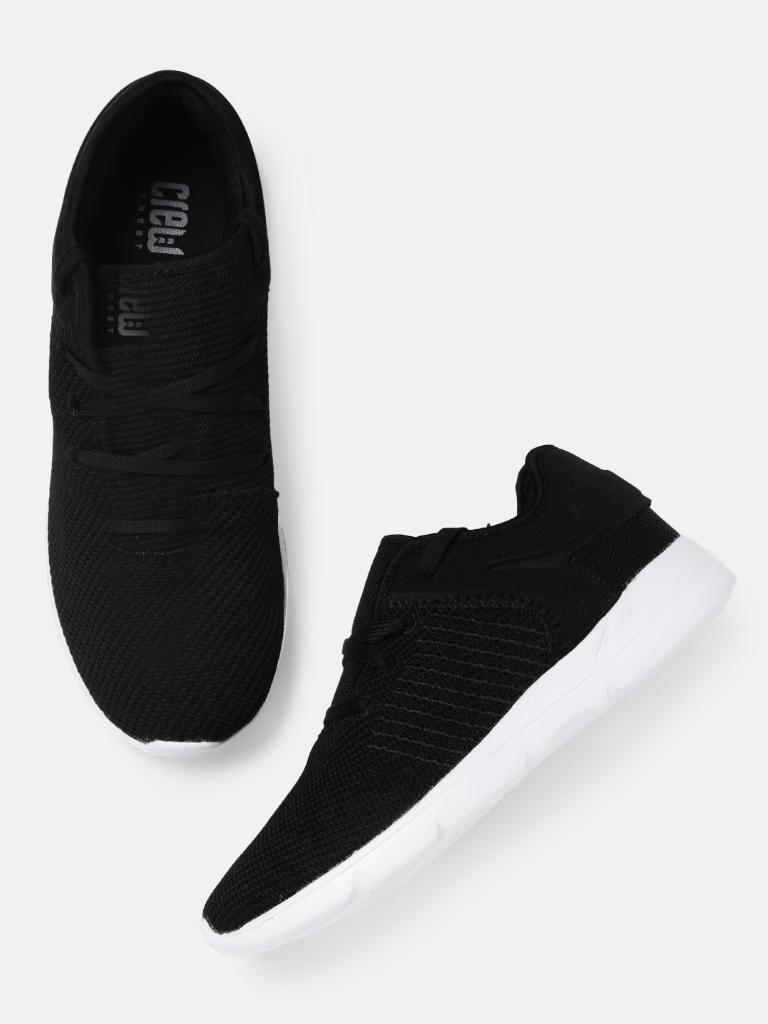 08c007809fd Black Sports Shoes - Buy Black Sports Shoes Online in India