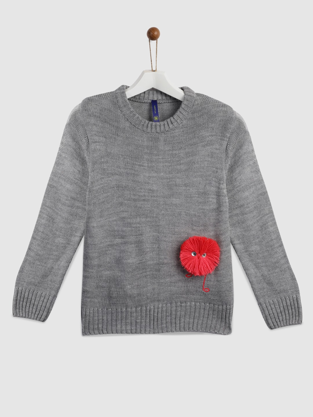girl s sweaters buy sweaters for girls online in india myntra