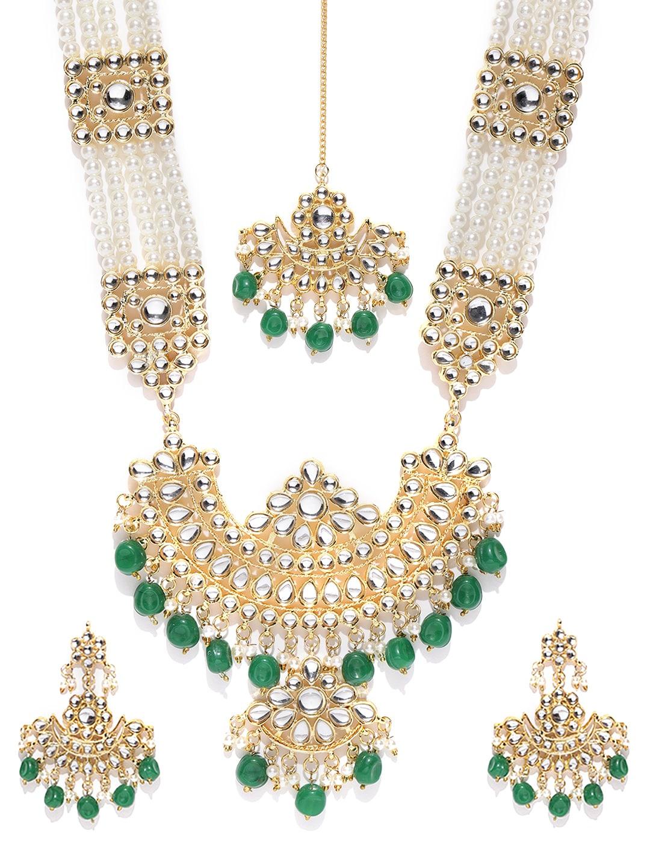 6a05d0d6c0 Kundan Jewellery Earrings - Buy Kundan Jewellery Earrings online in India