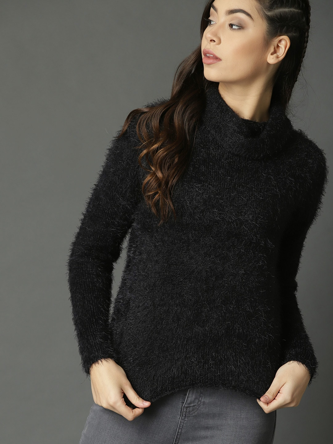 1242d0c76990 Turtle Neck Sweaters - Buy Turtle Neck Sweaters online in India