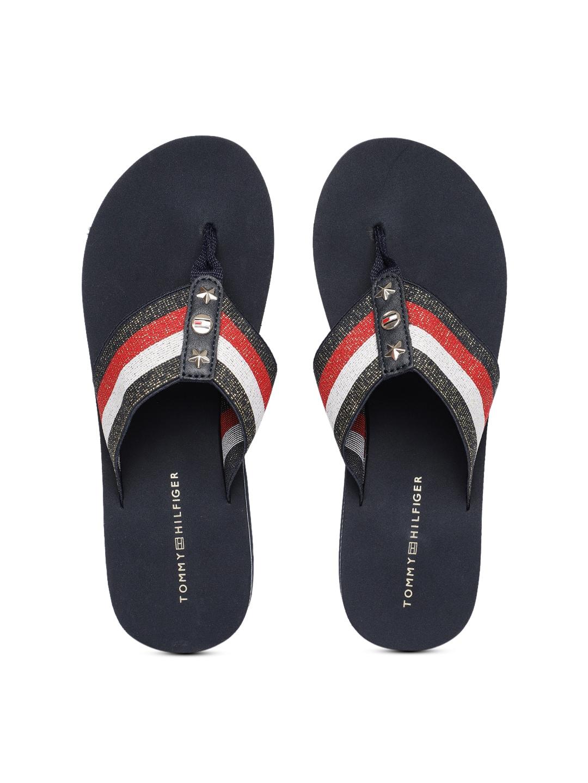 122dc6ff8288 Tommy Hilfiger Flip Flops - Buy Tommy Hilfiger Flip Flops online in India