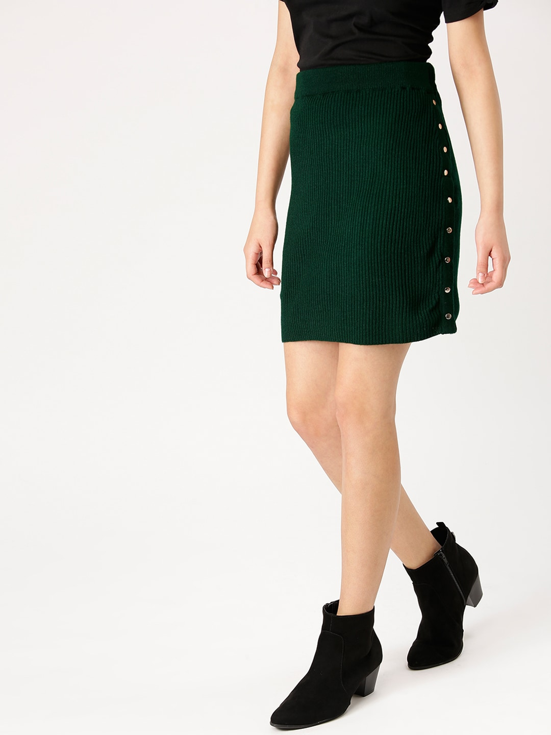 ee5faf21a30 Pencil Skirt - Buy Pencil Skirt Online - Myntra