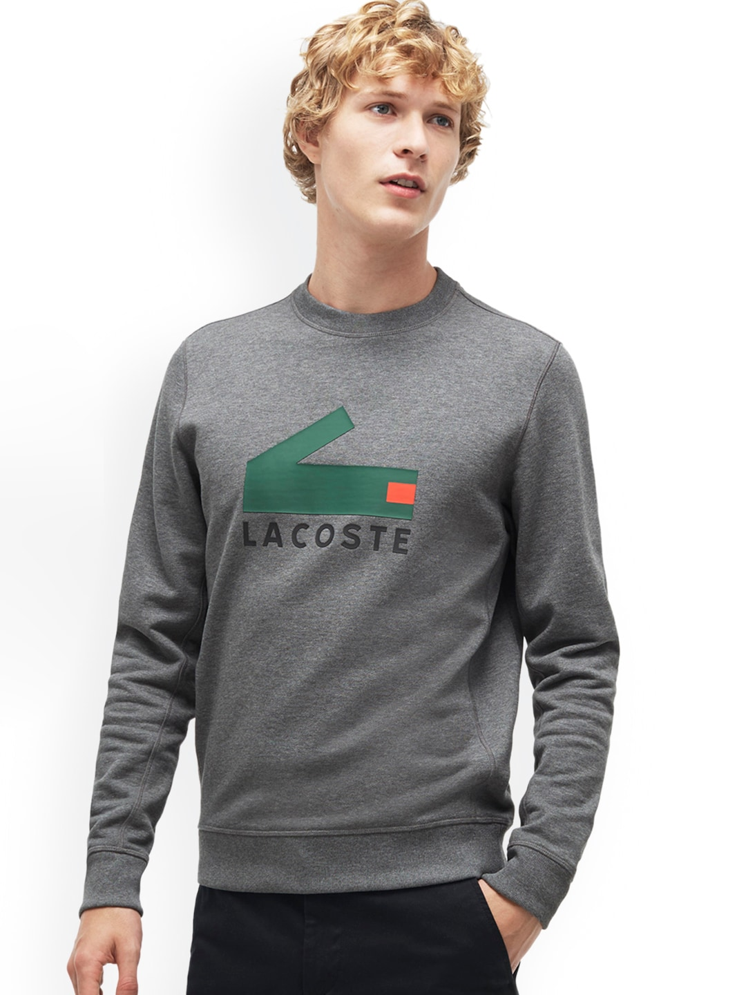 02a8b35296c2 Lacoste Sweatshirts - Buy Lacoste Sweatshirts online in India