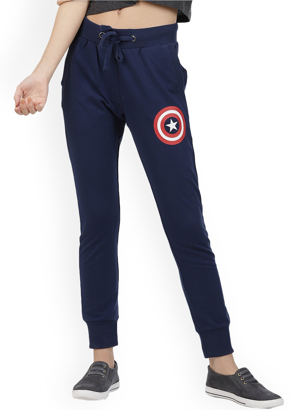 18e9963ae9546 Women s Trousers - Shop Online for Ladies Pants   Trousers in India ...