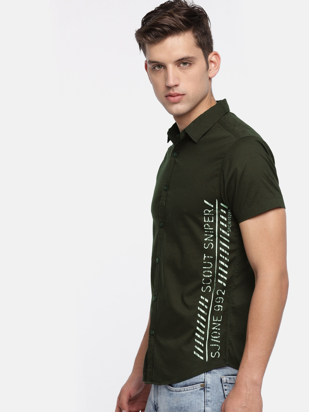 9ca66e83 Casual Shirts for Men - Buy Men Casual Shirt Online in India