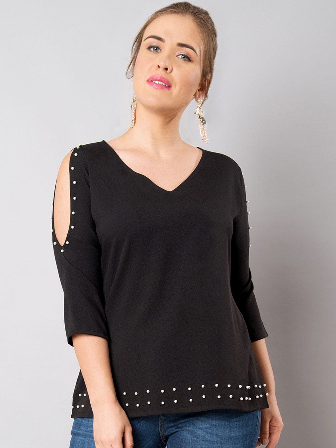 a0f7bfb62ef33 Faballey Curve Online Store - Buy Faballey Curve Products Online in India -  Myntra