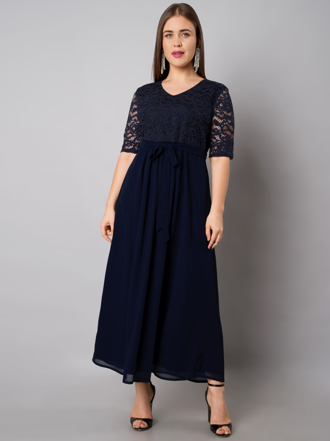 d56332c653b Faballey Maxi Dresses - Buy Faballey Maxi Dresses online in India