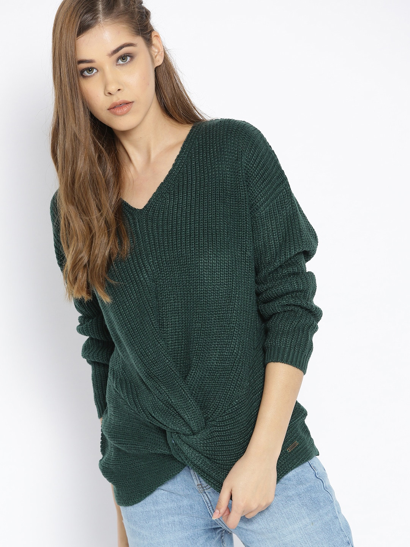 8903037eac Sweaters for Women - Buy Womens Sweaters Online - Myntra