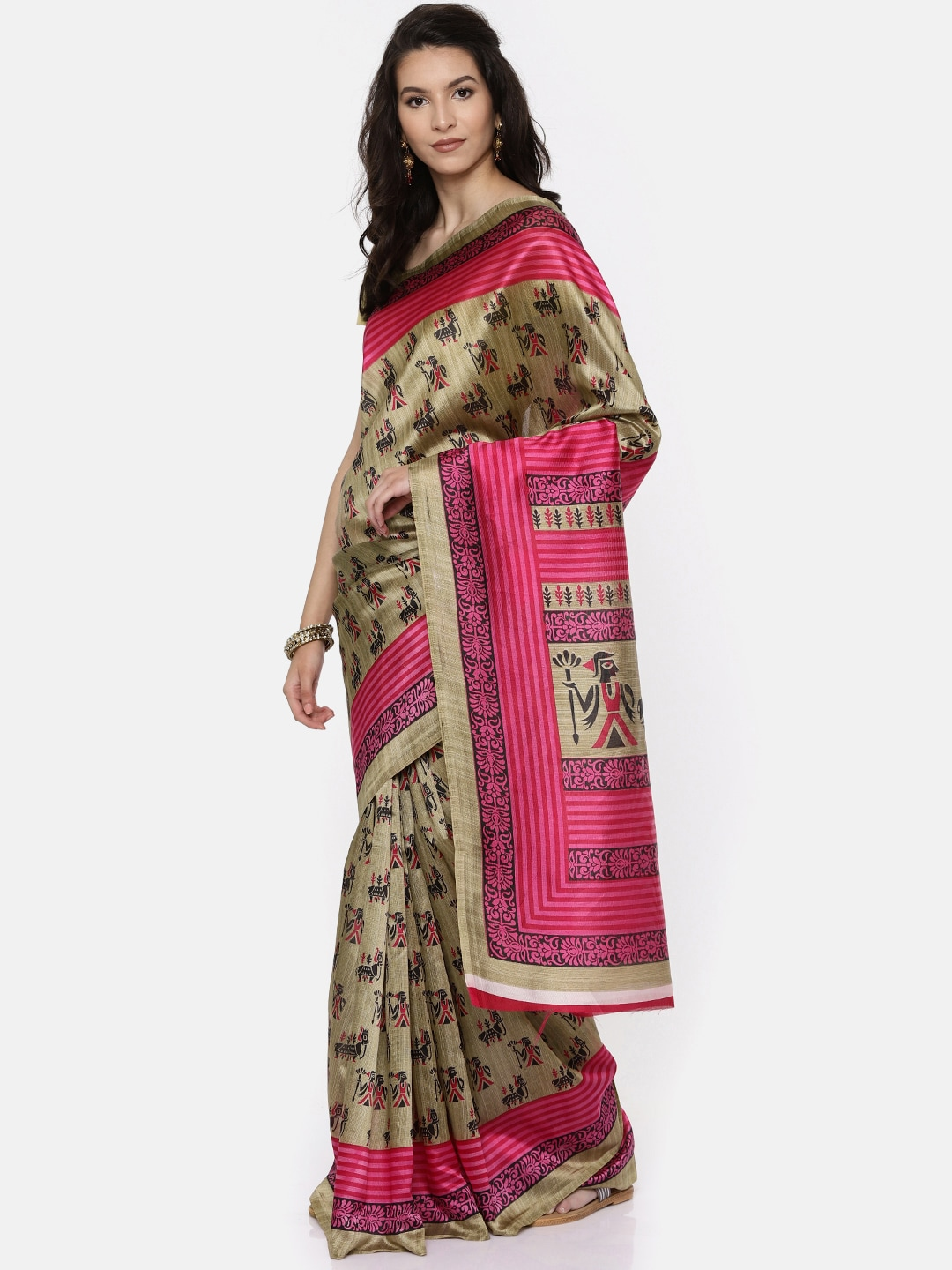 acde8087c Printed Saree - Buy Printed Sarees for Women Online in India
