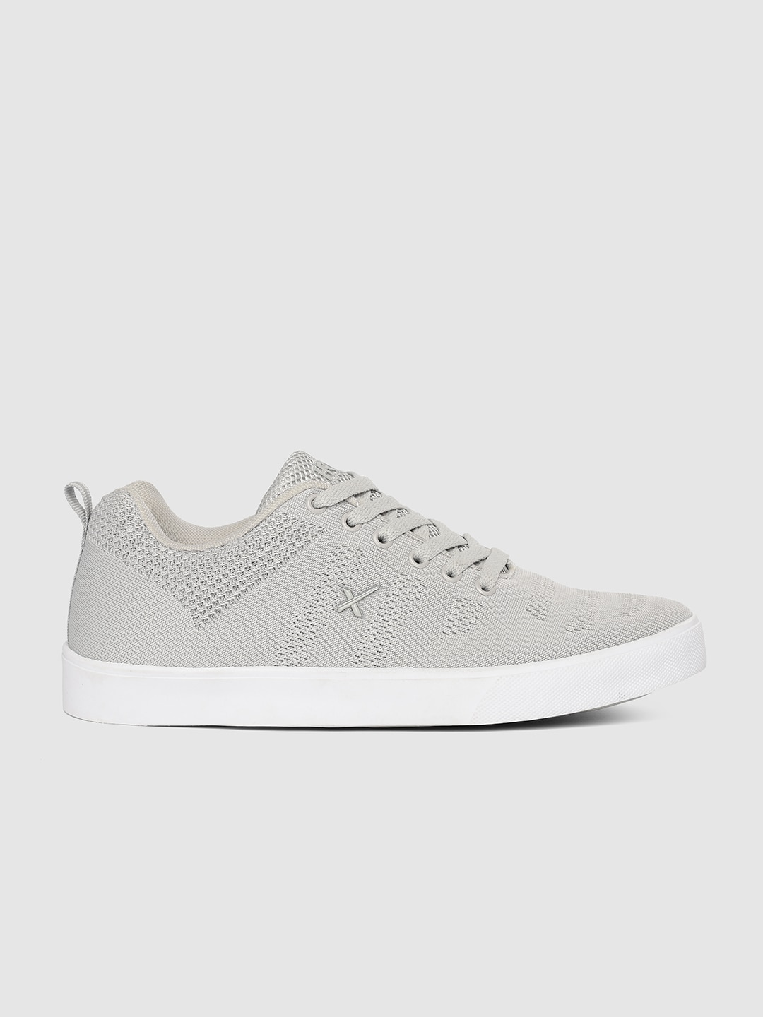 HRX by Hrithik Roshan Men Grey Sneakers