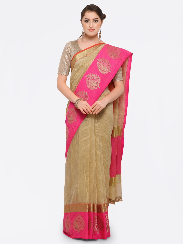 4e9588a1cc Cotton Sarees - Buy Cotton Sarees Online | Myntra