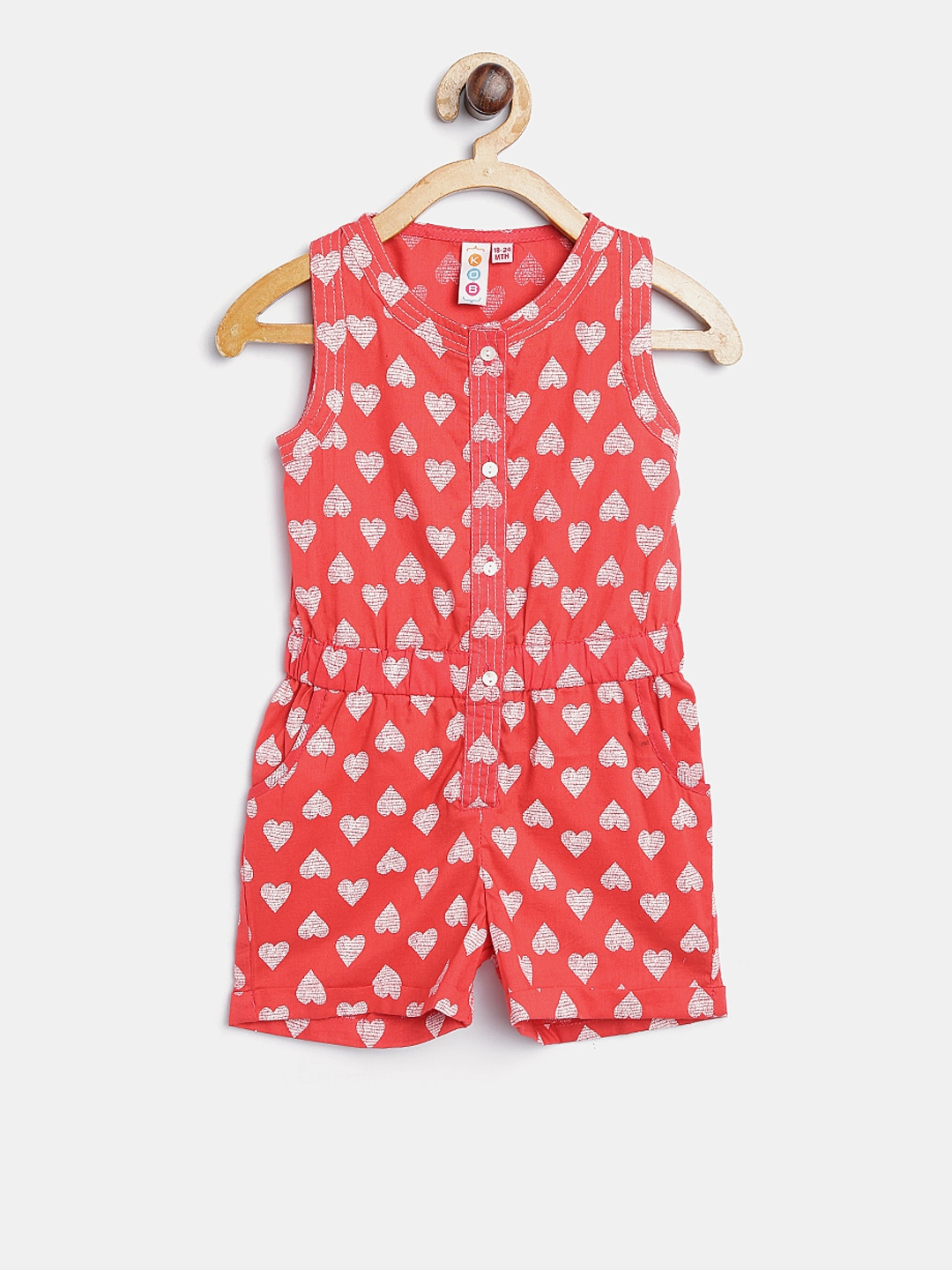 3ad2b3f9bf Red Jumpsuit - Buy Red Jumpsuit online in India