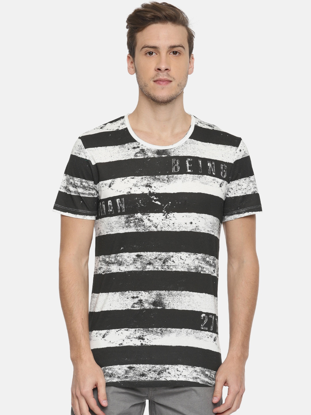 94f8c44bd036 Buy Being Human T-Shirts Online For Men At Myntra