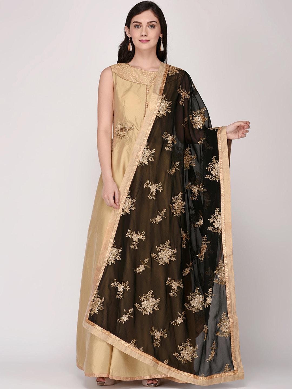 50efcf6794 Black Women Dupatta Bags - Buy Black Women Dupatta Bags online in India