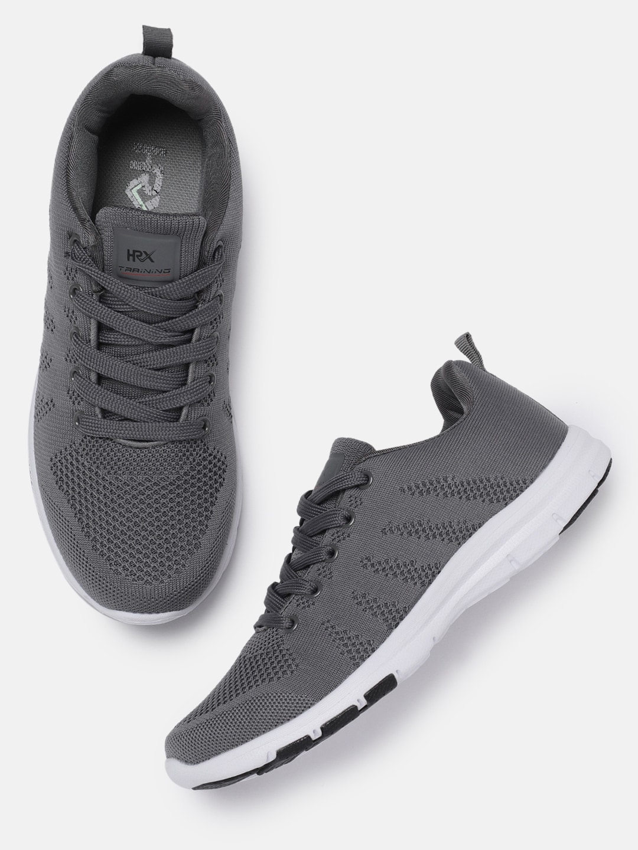 Roshan Women By Running Grey Hrx Hrithik Shoes v0yNw8OmnP