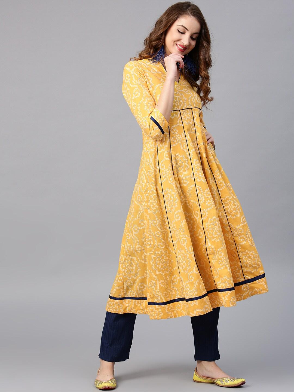 ab2f26aecf7 Kurtis Online - Buy Designer Kurtis   Suits for Women - Myntra