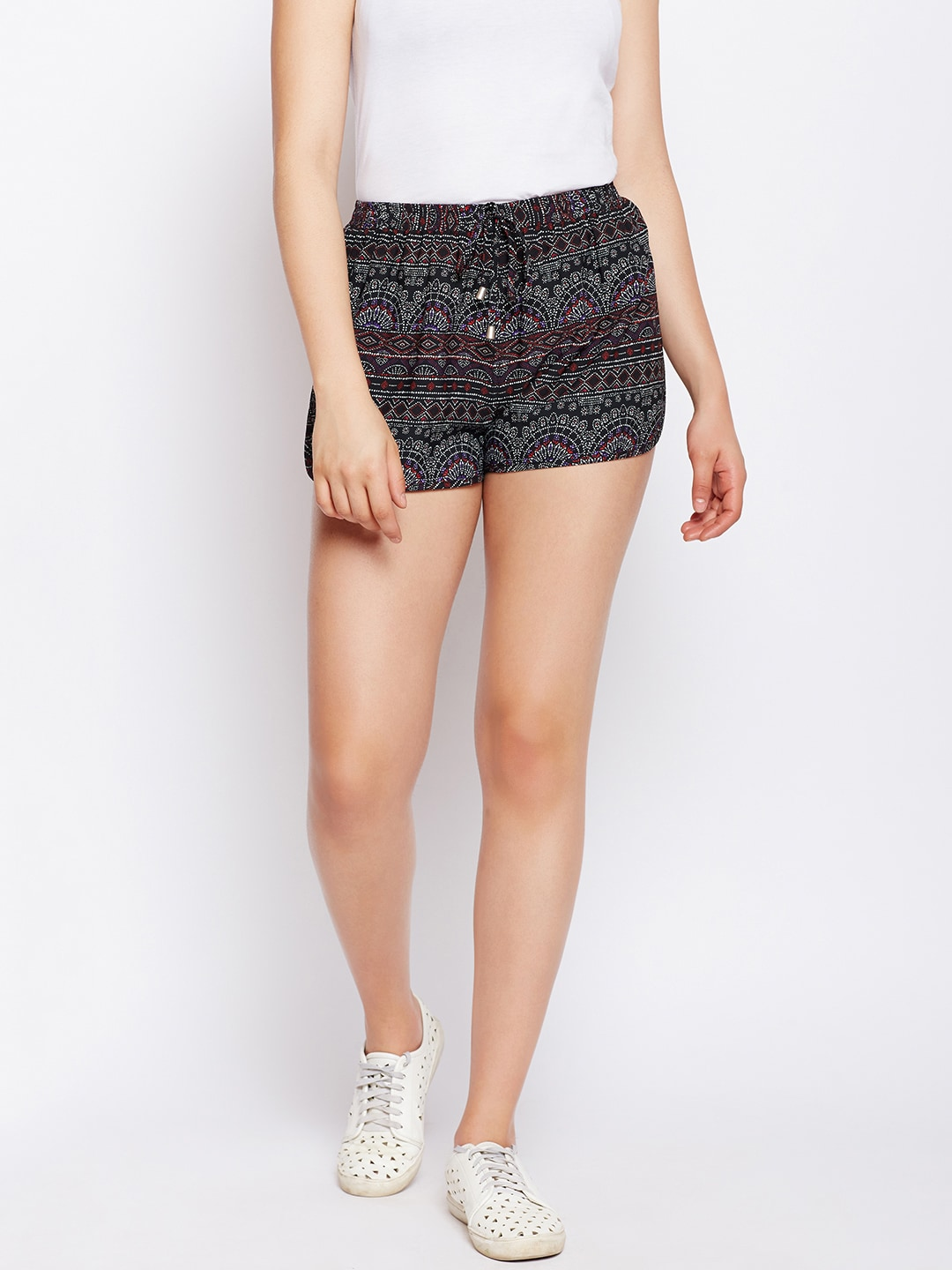 Women s Shorts - Buy Shorts for Women Online in India 256540ca2d7