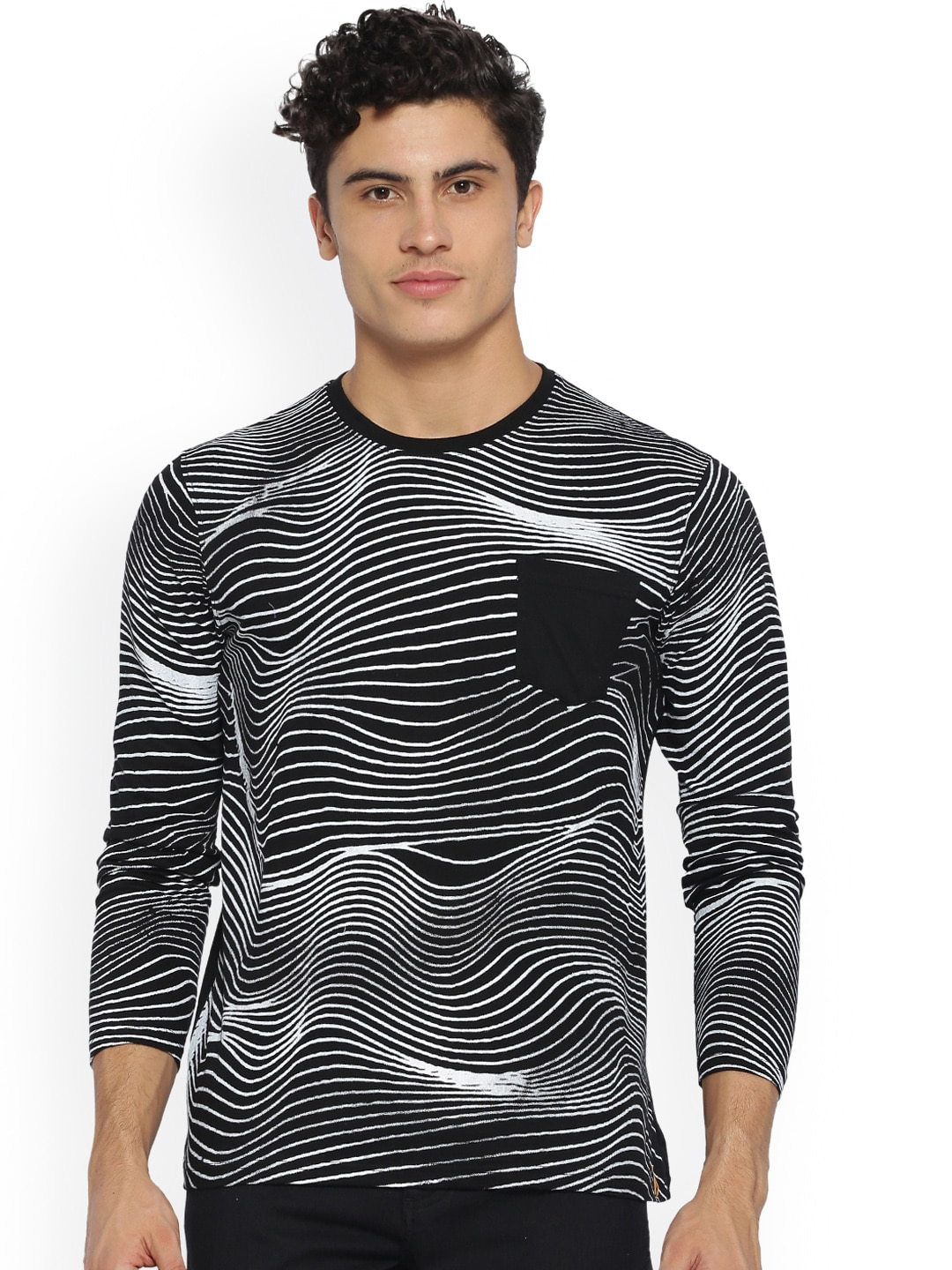 c6320b215ce Men T-shirts - Buy T-shirt for Men Online in India