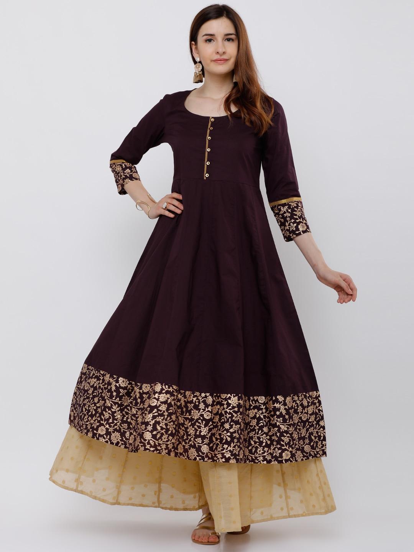 a8cd7545f Kurtis Online - Buy Designer Kurtis   Suits for Women - Myntra