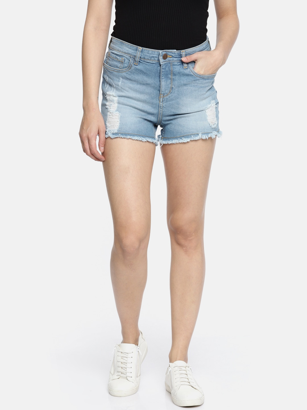f7999cacd Jeans Short Skirt And Top | Saddha