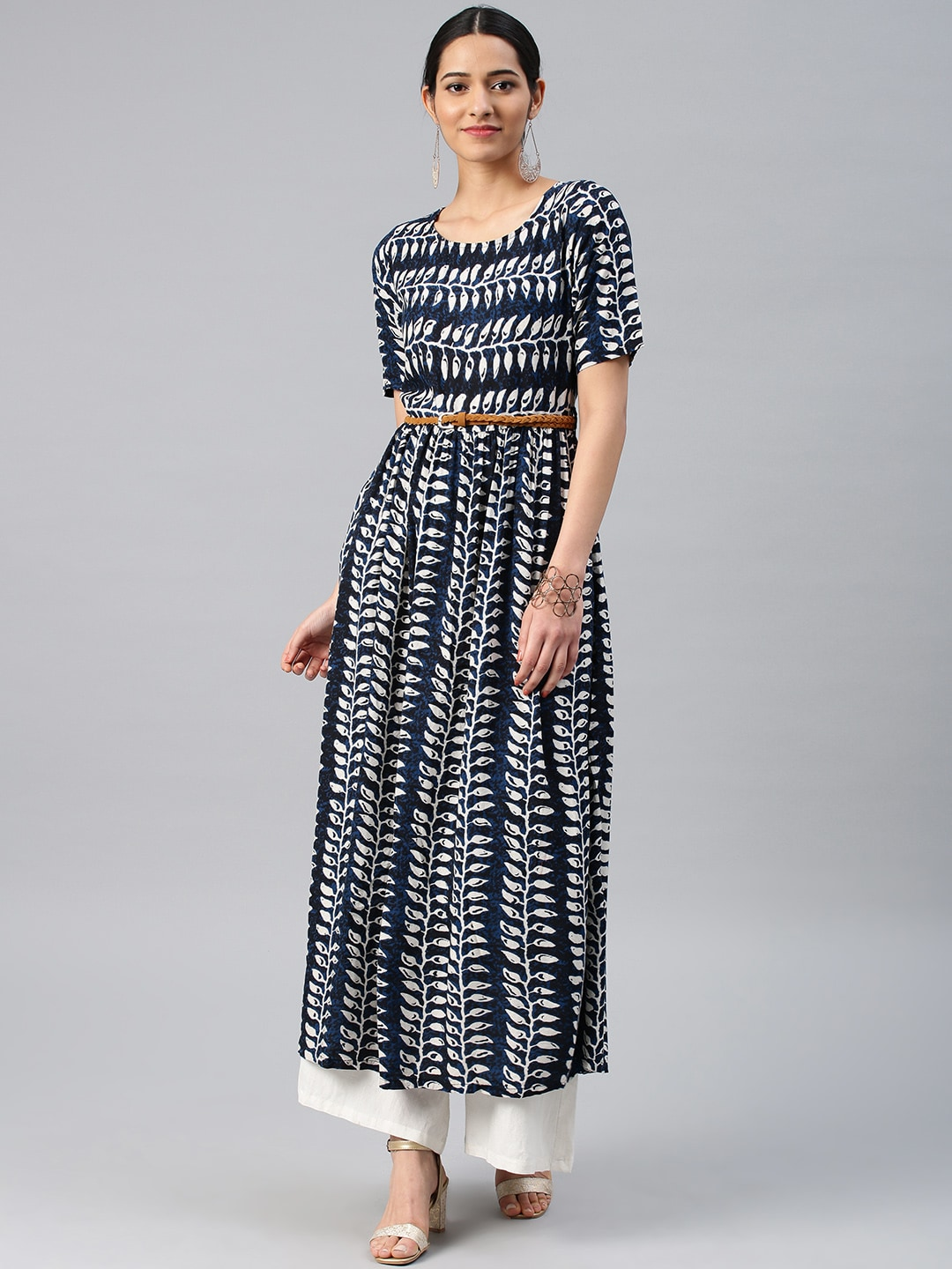 d5d940252f6 Long Dresses - Buy Maxi Dresses for Women Online in India - Upto 70% OFF