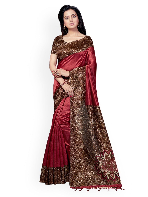 64c8c46a14c Ishin Sarees - Buy Trendsetting Ishin Saree from Myntra