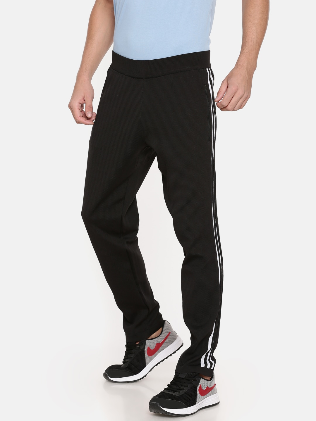 9b19b6d2a Adidas Tops Track Pants Pants Sports Shoes - Buy Adidas Tops Track Pants  Pants Sports Shoes online in India