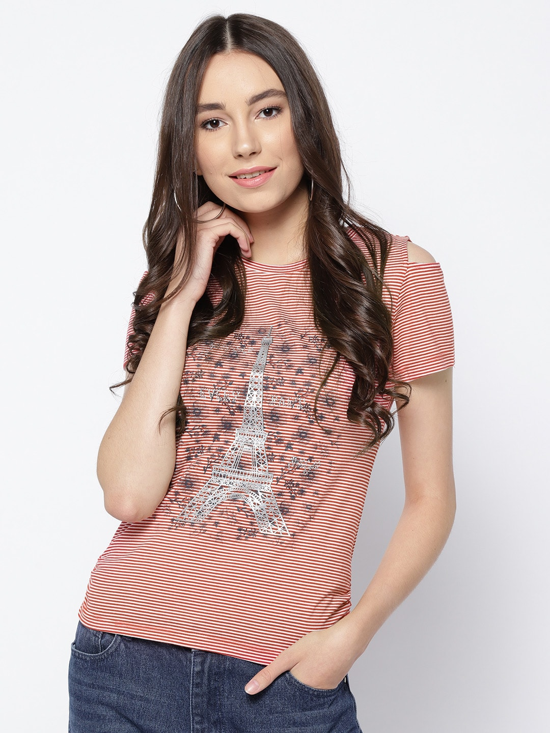 8a77c32504221b Tops   Tshirts For Women - Buy Tops   Tshirts For Women online in India