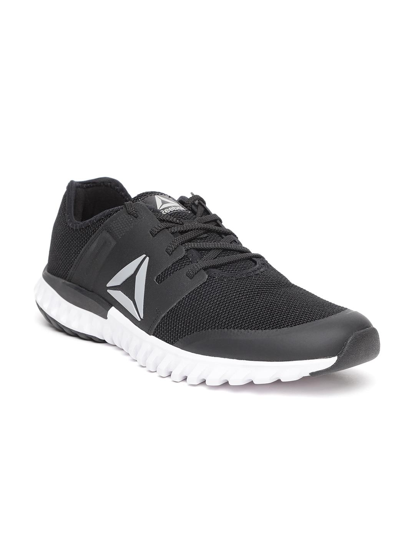 5f6c1b4b Reebok Men Black Twist Running Shoes