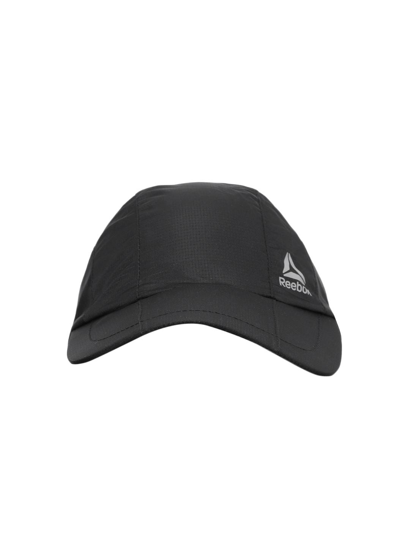 a581963a Reebok Unisex Black ACT ENH Performance Training Cap