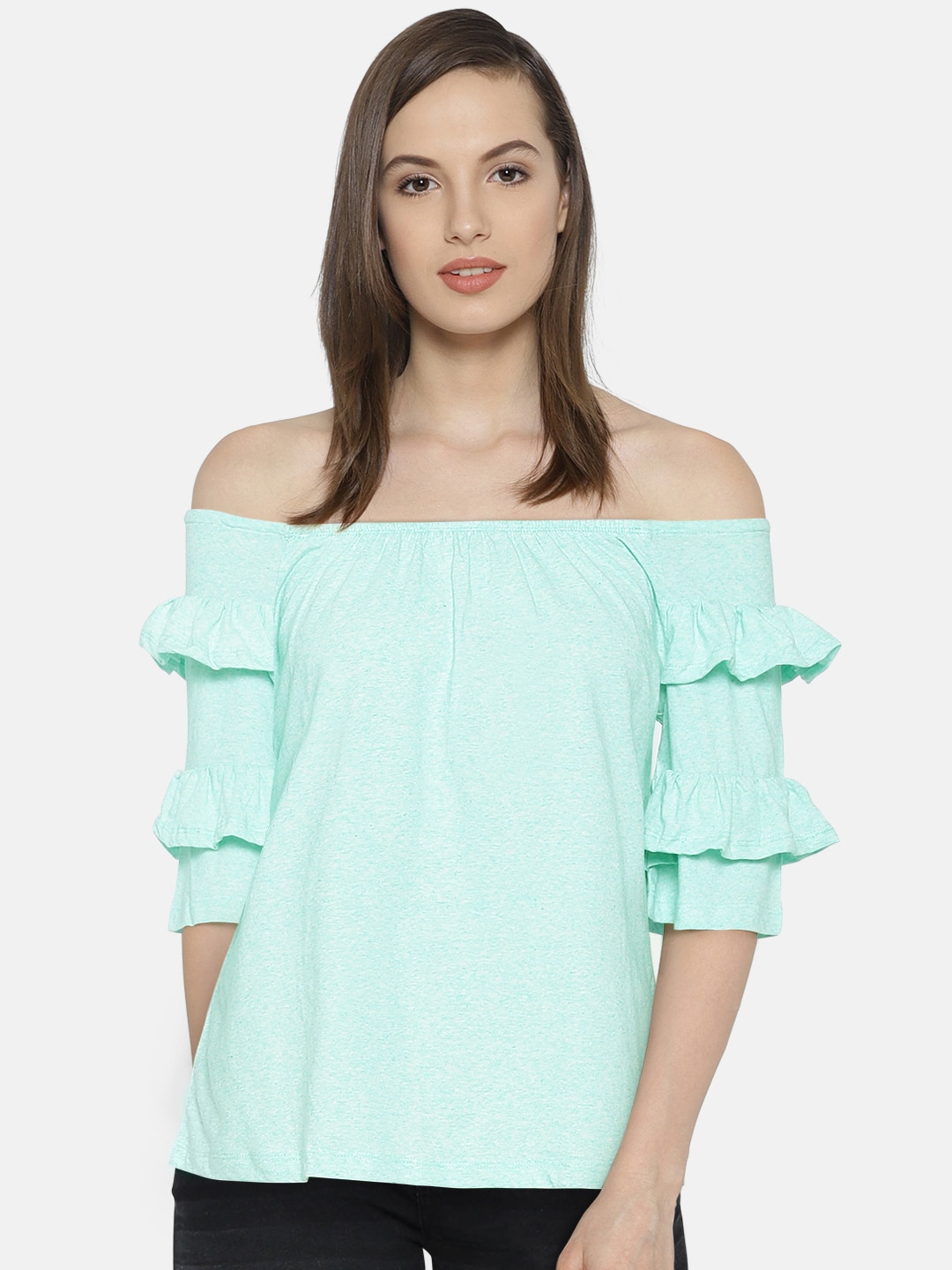 a13192701b248 Ladies Tops - Buy Tops   T-shirts for Women Online