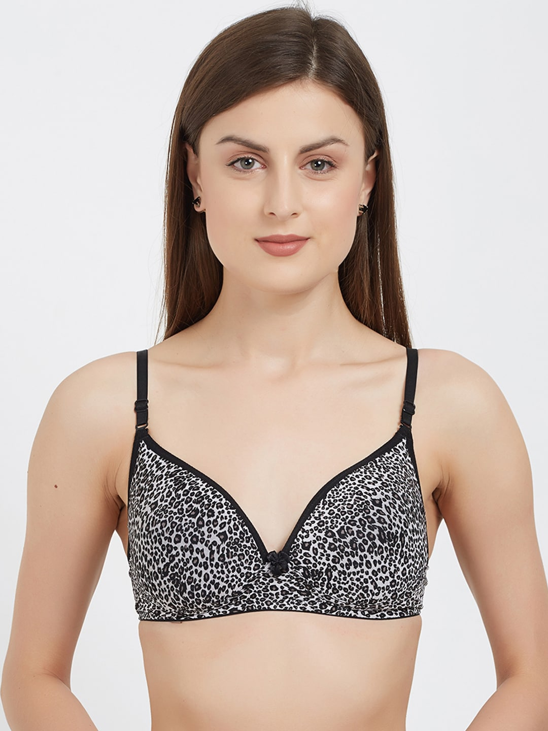 3e40e3b4d86 Animal Print Bra - Buy Animal Print Bra online in India