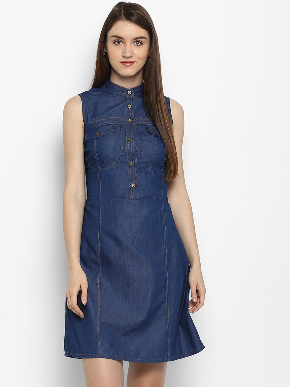 1efe8fde17 Denim Dress - Buy Denim Dress online in India