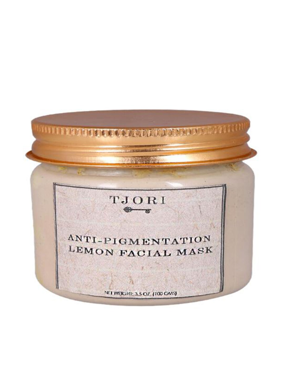 TJORI Women Anti-Pigmentation Lemon Facial Mask