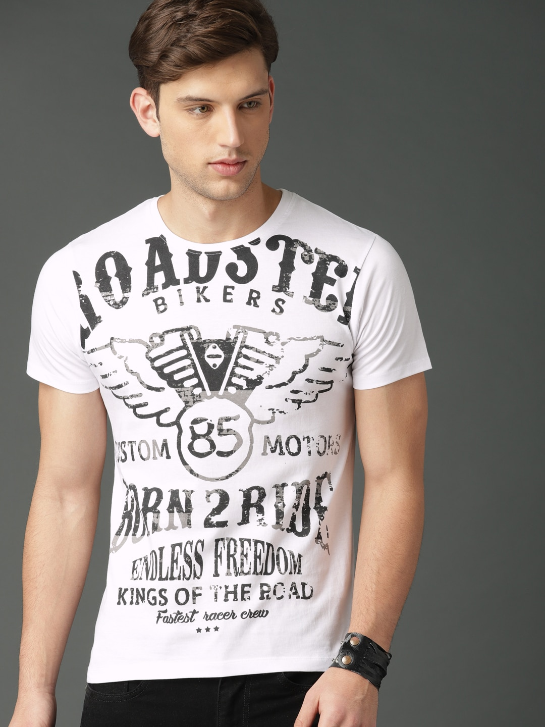 6735280979ce Men T-shirts - Buy T-shirt for Men Online in India