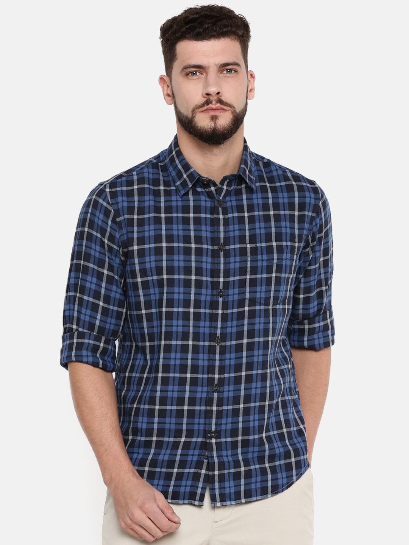 7f151e85030 Men Indian Terrain Shirts - Buy Men Indian Terrain Shirts online in India