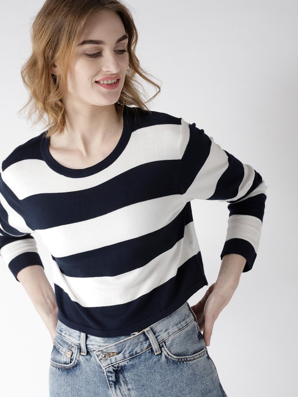 3ae87dd6f3bd10 Sweaters for Women - Buy Womens Sweaters Online - Myntra