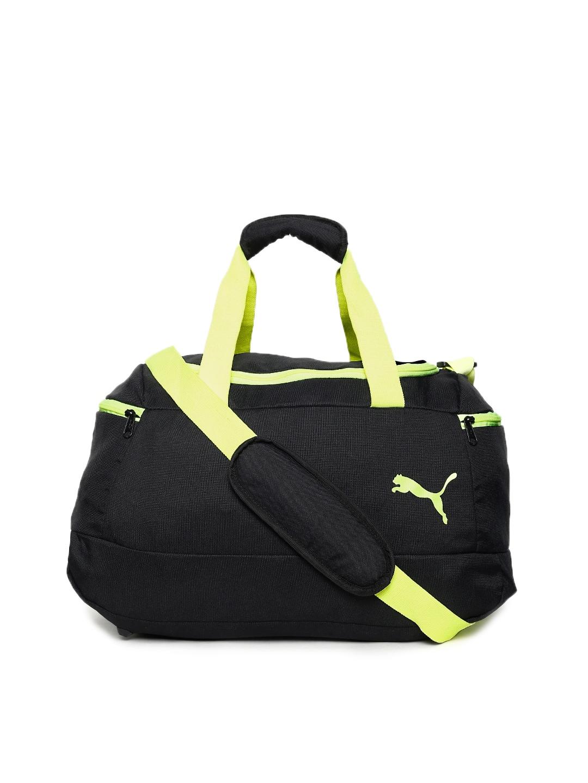 d504bac6c6 Puma Black Cat Bags - Buy Puma Black Cat Bags online in India