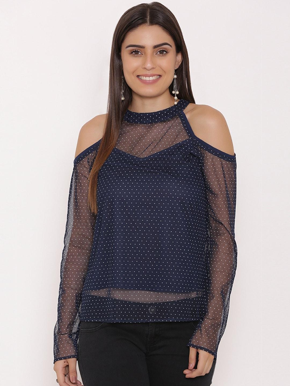 d7e06ffd70688 Net Tops For Women - Buy Net Tops For Women online in India