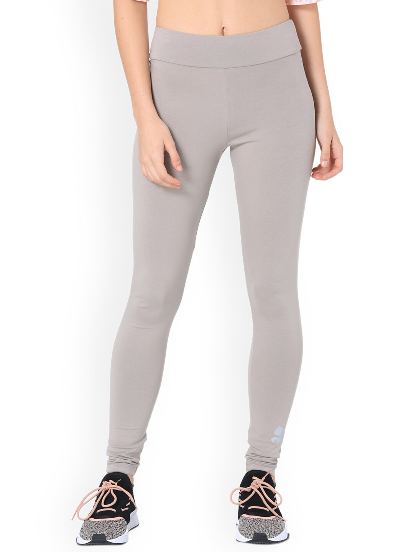 2f9b315c62 Puma Women Grey Solid Tights