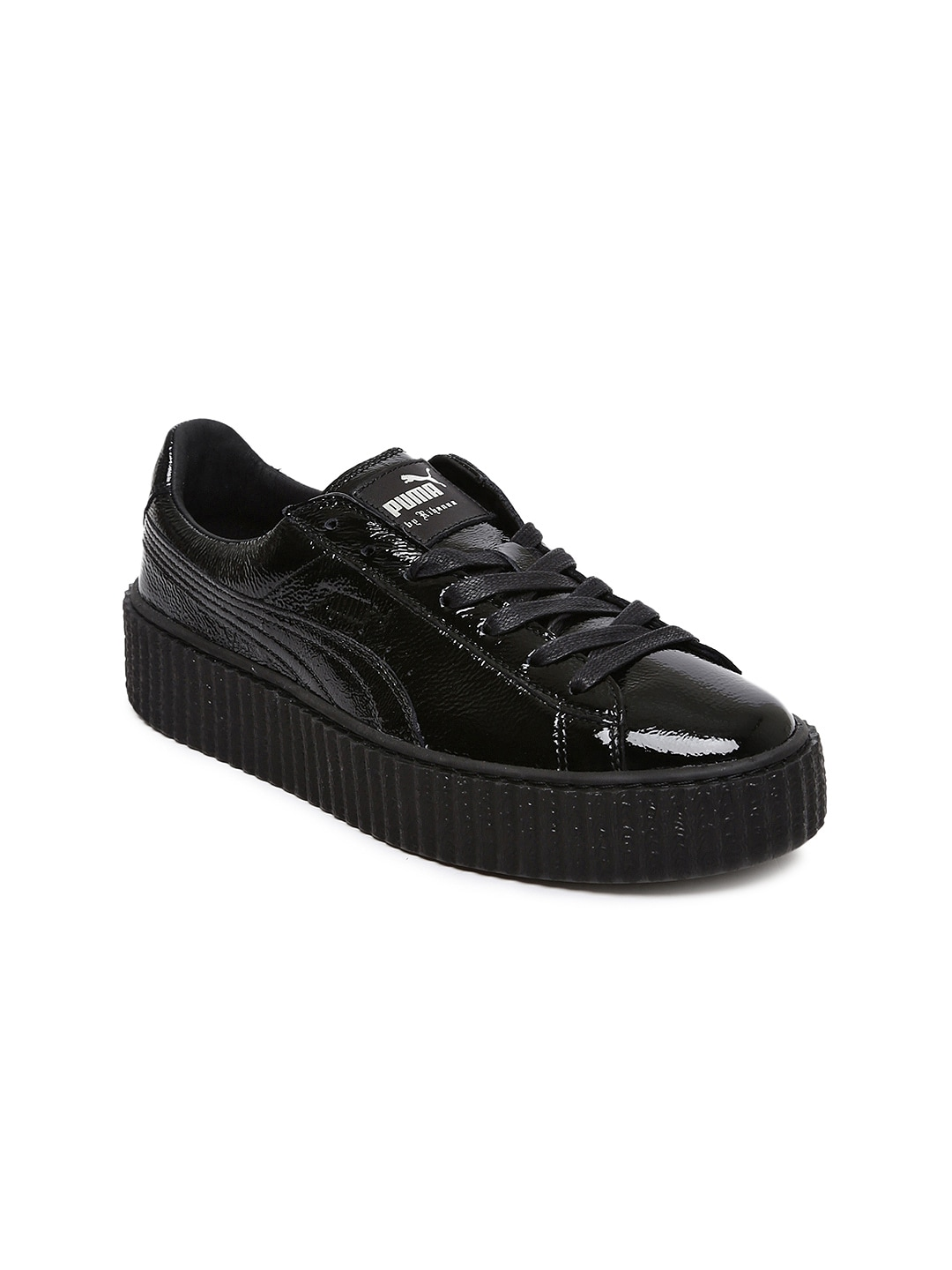 214bcf39e46b8d Patent Leather Casual Shoes - Buy Patent Leather Casual Shoes online in  India