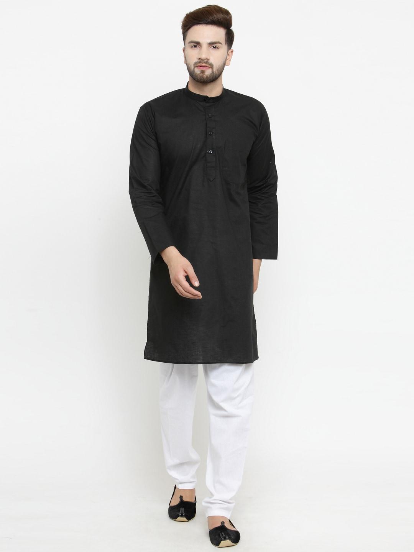 b960b297936 Black Salwar Suit