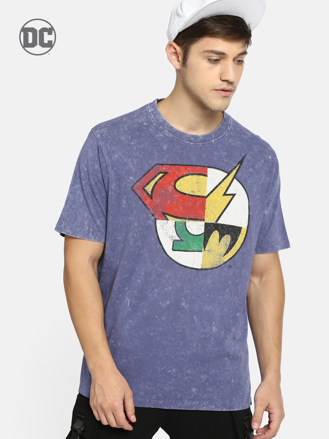 f39862db6e6c Dc Comics Online Store – Shop for Dc Comics Products Online in India –  Myntra