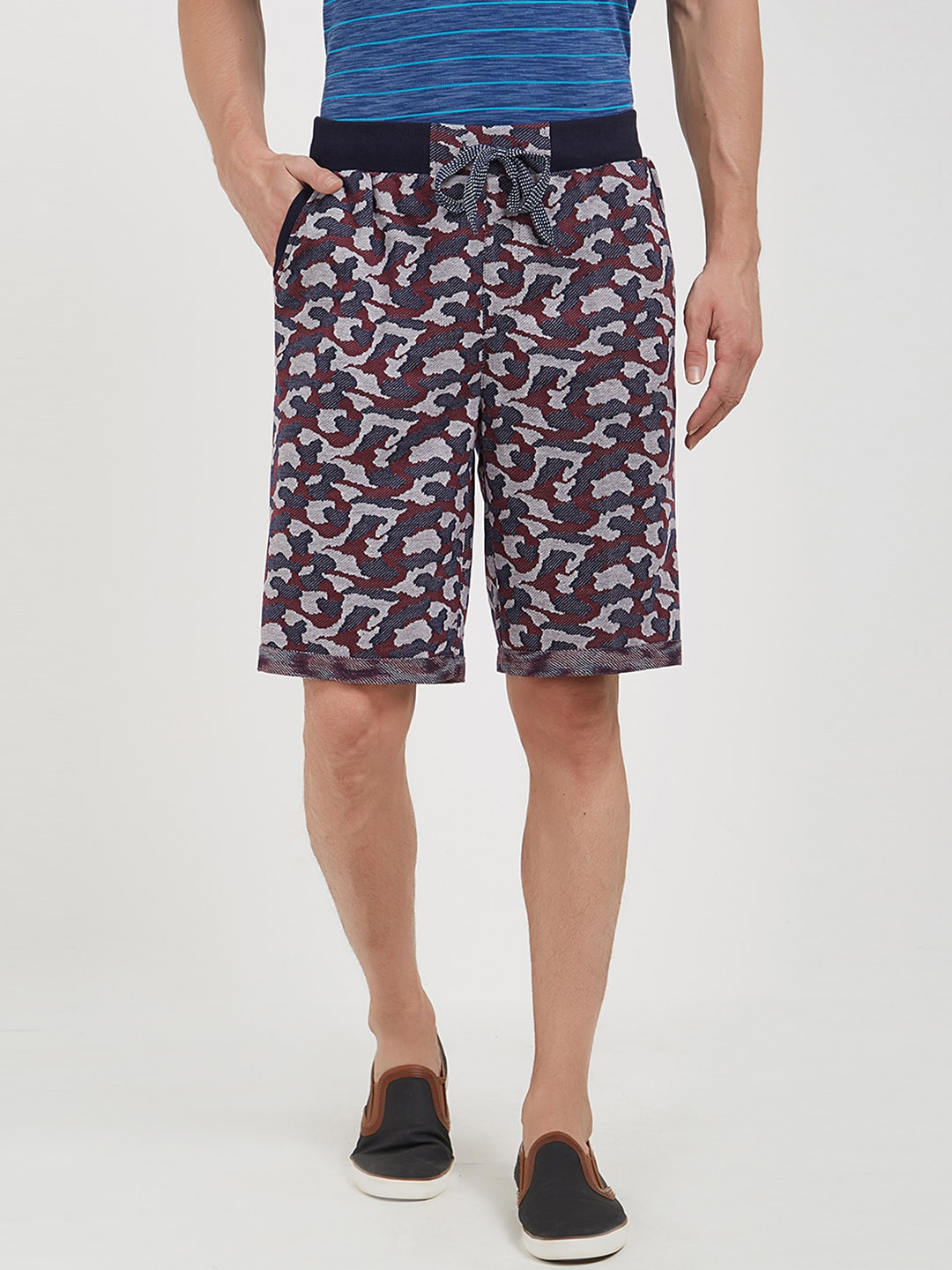 Men Camouflage Shorts - Buy Men Camouflage Shorts online in India e3aac5f2db3