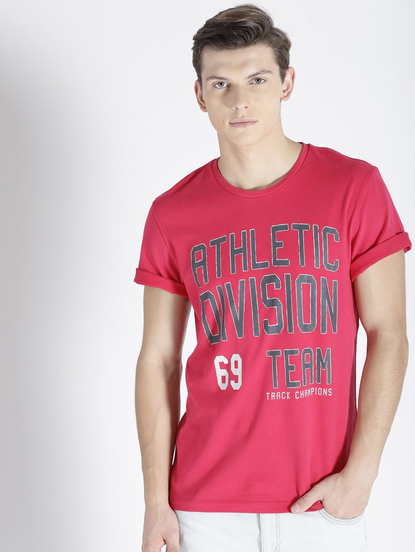 e8e99548501e Men T-shirts - Buy T-shirt for Men Online in India