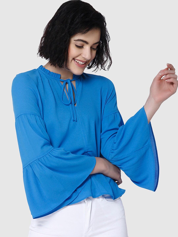 fbb3fe6b Tops - Buy Designer Tops for Girls & Women Online | Myntra