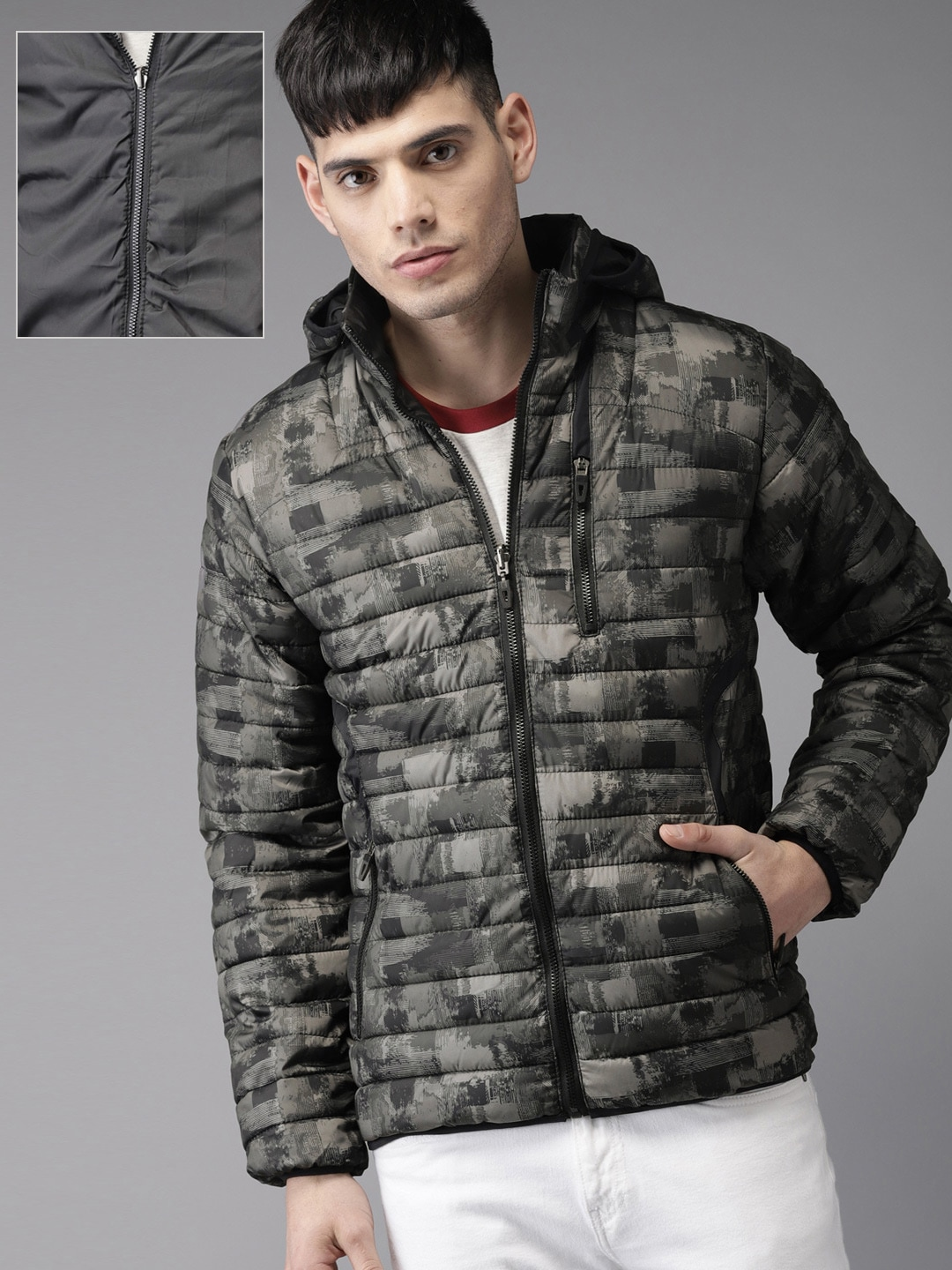 Reversible Jackets - Buy Reversible Jackets online in India 0be9a1ac8