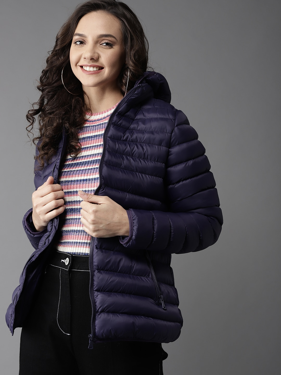 2493fb330 Puffer Jacket - Buy Puffer Jacket online in India