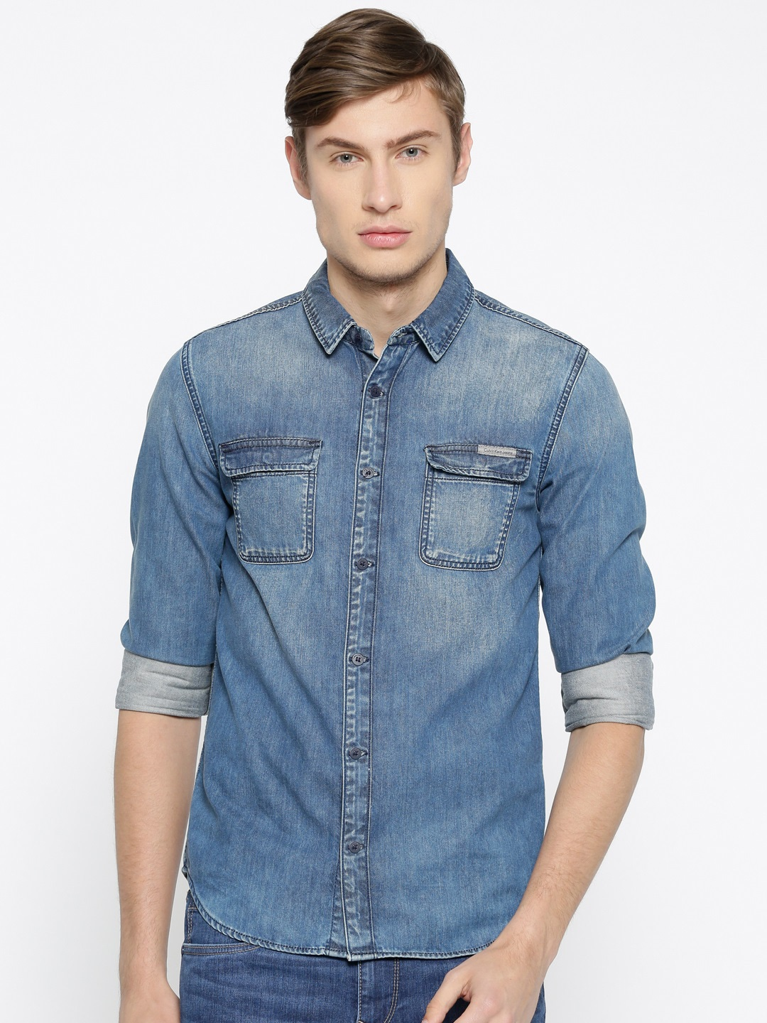 3711a62e Shirts - Buy Shirts for Men, Women & Kids Online in India | Myntra